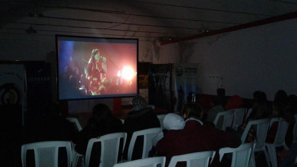 Cine en Grutly | Otra experiencia enriquecedora.