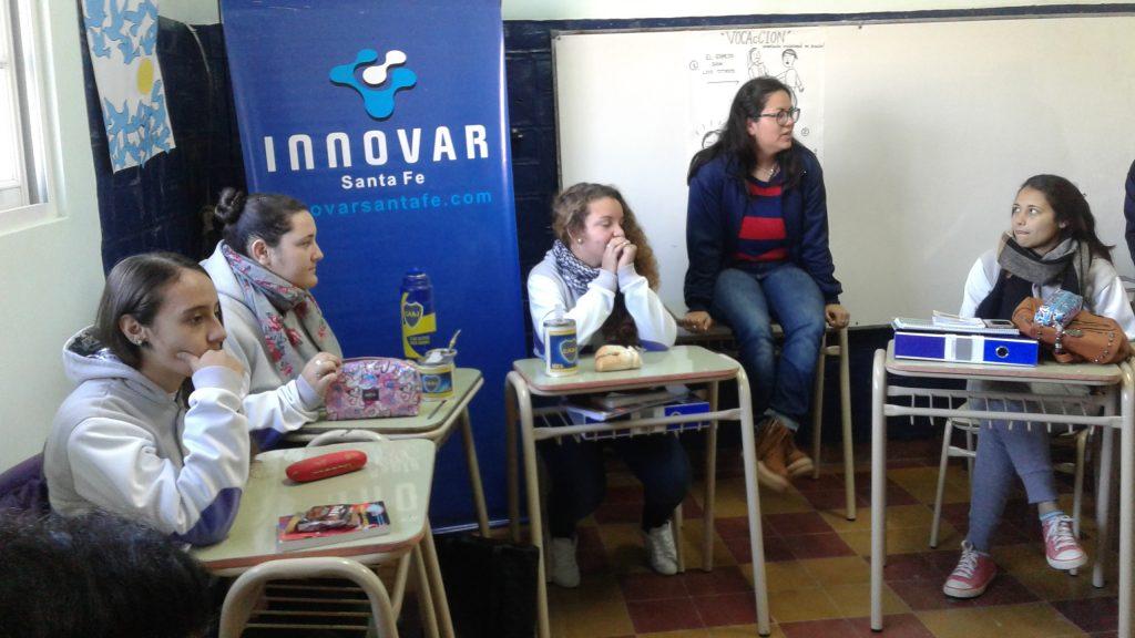 VOCACcION en San Carlos Norte.