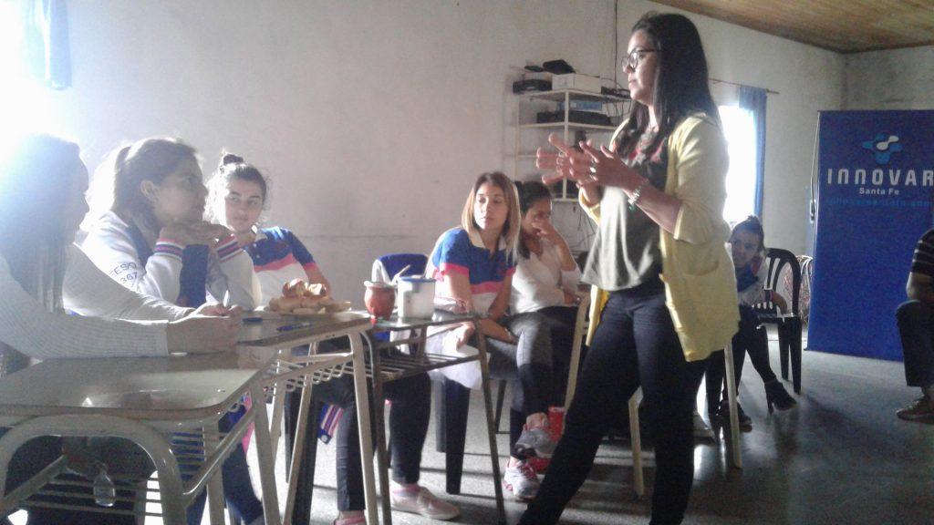 VOCAcCION  |  Jóvenes de La Pelada con mucho futuro.