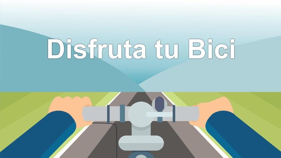"Charla Bajo Demanda ""Correcto uso de La Bici"""
