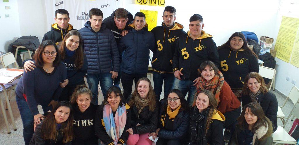 VOCAcION en Franck, Santa María Norte y Santa Clara de Buena Vista.